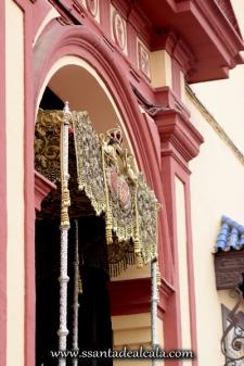 Estación de Penitencia de la Hermandad de Jesús Nazareno 2016 (35)