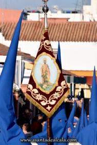 Estación de Penitencia de la Hermandad del Soberano Poder 2016 (4)