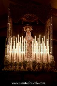 Hermandad del Perdón en su Templo 2016 (1)