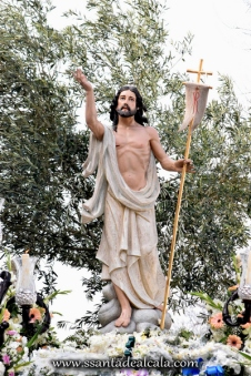 Salida Procesional de Cristo Resucitado 2016 (1)