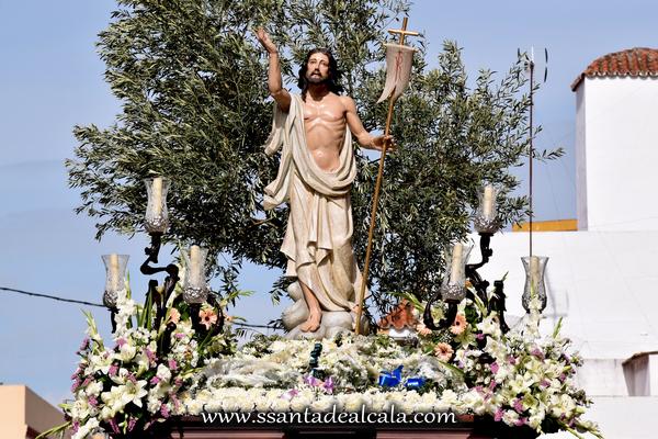Salida Procesional de Cristo Resucitado 2016 (11)