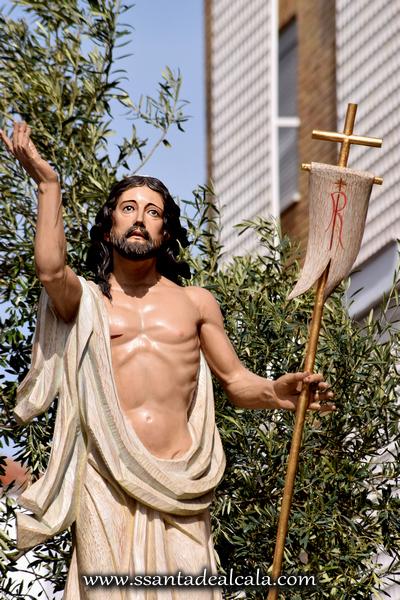 Salida Procesional de Cristo Resucitado 2016 (12)