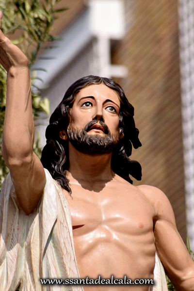 Salida Procesional de Cristo Resucitado 2016 (13)