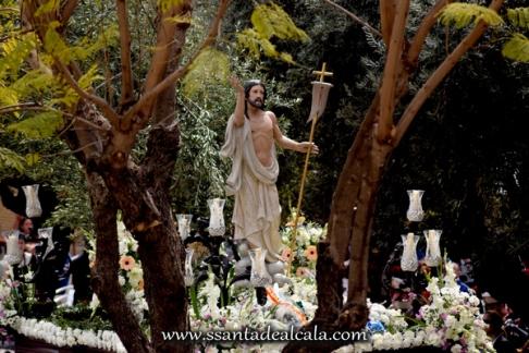 Salida Procesional de Cristo Resucitado 2016 (20)