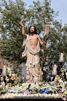 Salida Procesional de Cristo Resucitado 2016 (7)