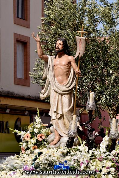 Salida Procesional de Cristo Resucitado 2016 (9)