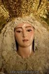 Virgen del Rosario en su paso de palio 2016 (7)