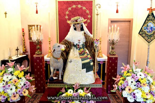 Besamanos a la Divina Pastora de las Almas 2016 (1)