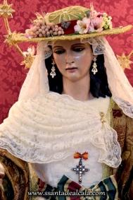 Besamanos a la Divina Pastora de las Almas 2016 (10)