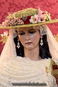 Besamanos a la Divina Pastora de las Almas 2016 (11)