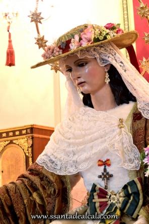 Besamanos a la Divina Pastora de las Almas 2016 (14)