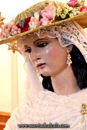 Besamanos a la Divina Pastora de las Almas 2016 (15)