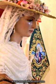 Besamanos a la Divina Pastora de las Almas 2016 (18)
