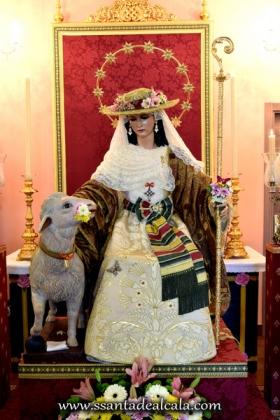 Besamanos a la Divina Pastora de las Almas 2016 (2)
