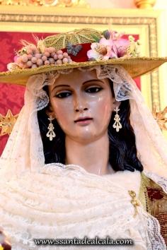 Besamanos a la Divina Pastora de las Almas 2016 (20)