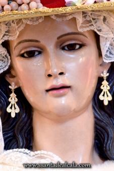 Besamanos a la Divina Pastora de las Almas 2016 (21)