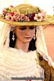 Besamanos a la Divina Pastora de las Almas 2016 (7)