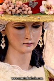 Besamanos a la Divina Pastora de las Almas 2016 (8)