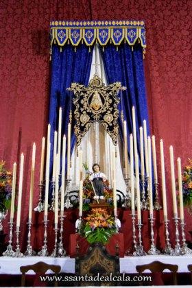Solemne Tríduo al Simpecado de la Virgen del Rocío 2016 (1)