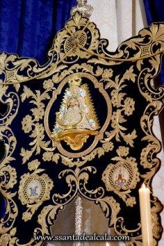 Solemne Tríduo al Simpecado de la Virgen del Rocío 2016 (11)
