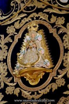 Solemne Tríduo al Simpecado de la Virgen del Rocío 2016 (12)