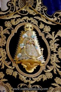 Solemne Tríduo al Simpecado de la Virgen del Rocío 2016 (14)