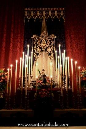 Solemne Tríduo al Simpecado de la Virgen del Rocío 2016 (16)