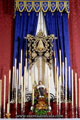 Solemne Tríduo al Simpecado de la Virgen del Rocío 2016 (2)