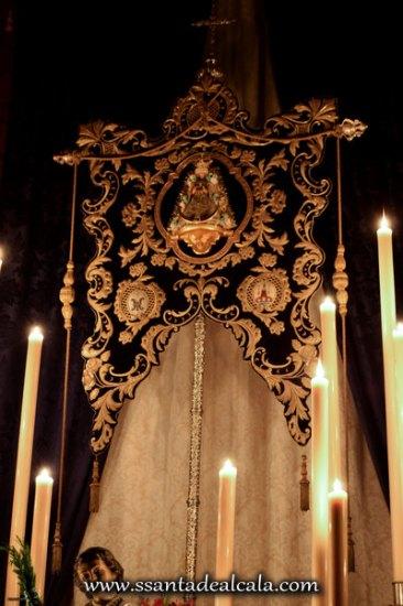 Solemne Tríduo al Simpecado de la Virgen del Rocío 2016 (22)