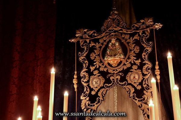 Solemne Tríduo al Simpecado de la Virgen del Rocío 2016 (23)