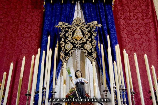 Solemne Tríduo al Simpecado de la Virgen del Rocío 2016 (3)