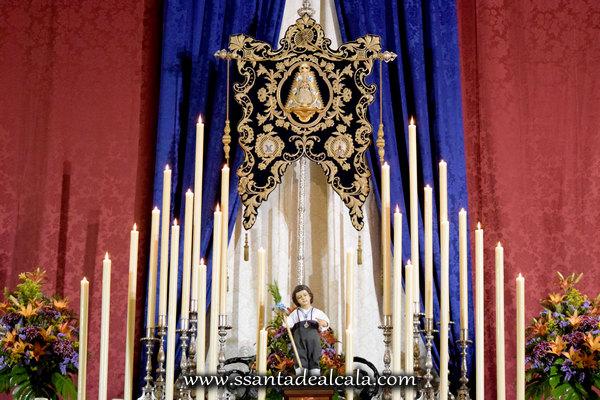 Solemne Tríduo al Simpecado de la Virgen del Rocío 2016 (4)