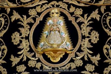 Solemne Tríduo al Simpecado de la Virgen del Rocío 2016 (8)