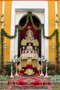 Altar Corpus de la Hermandad del Perdón