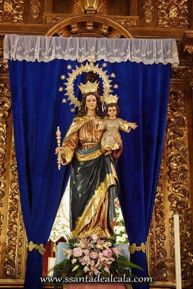 Bajada de María Auxiliadora Coronada 2016 (1)