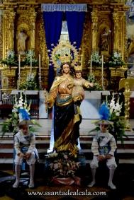 Besamanos a María Auxiliadora Coronada 2016 (2)