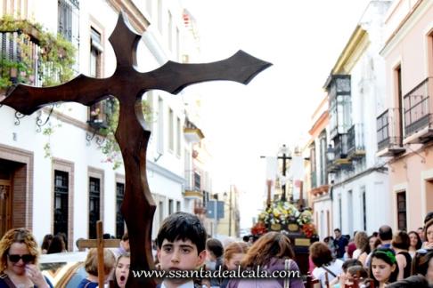 Cruz de Mayo de la Hermandad de Jesús 2016 (5)