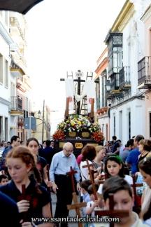 Cruz de Mayo de la Hermandad de Jesús 2016 (6)