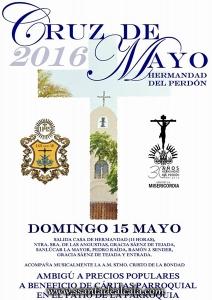 Cruz de Mayo de la Hermandad del Perdón