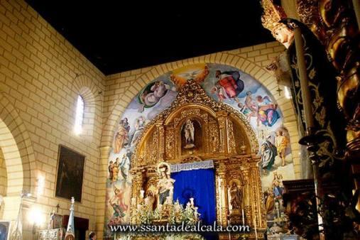 Salida Procesional de María Auxiliadora 2016 (1)