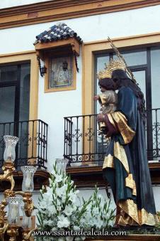 Salida Procesional de María Auxiliadora 2016 (13)
