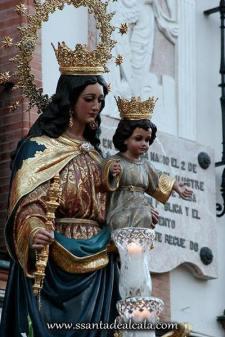 Salida Procesional de María Auxiliadora 2016 (16)