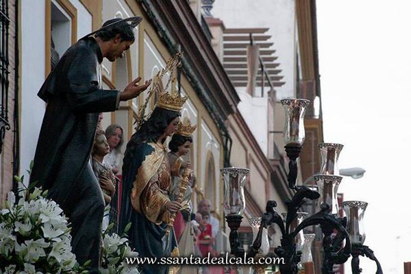 Salida Procesional de María Auxiliadora 2016 (17)