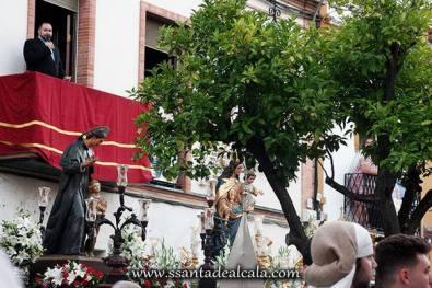 Salida Procesional de María Auxiliadora 2016 (18)