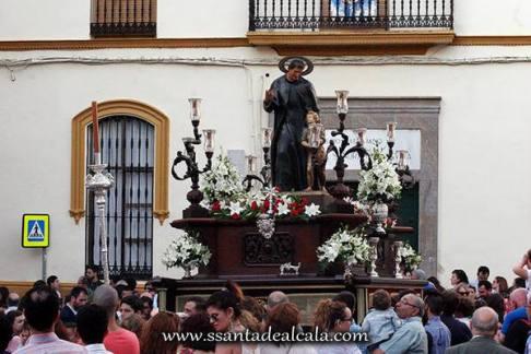 Salida Procesional de María Auxiliadora 2016 (5)
