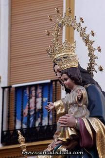Salida Procesional de María Auxiliadora 2016 (7)