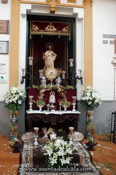 Salida Procesional del Corpus Christi 2016 (10)