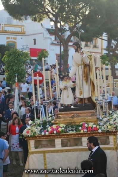 Salida Procesional del Corpus Christi 2016 (4)