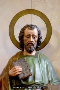 San Judas Tadeo de la Hermandad del Santo Entierro (2)