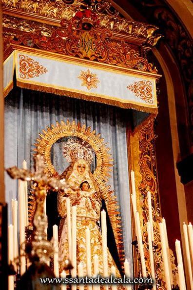 Solemne Quinario a la Virgen del Dulce Nombre 2016 (8)